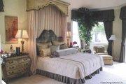 Mediterranean Style House Plan - 3 Beds 3 Baths 3674 Sq/Ft Plan #930-415 Interior - Master Bedroom
