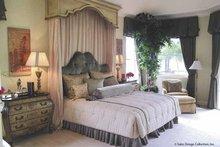 Mediterranean Interior - Master Bedroom Plan #930-415