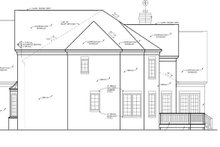 Country Exterior - Other Elevation Plan #453-276