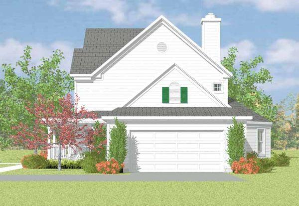 House Blueprint - Victorian Floor Plan - Other Floor Plan #72-1090