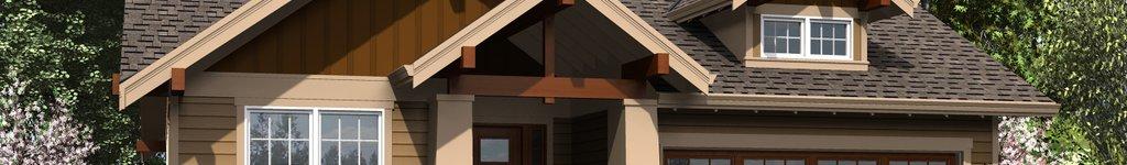 Bungalow House Plans, Floor Plans & Designs with Garage