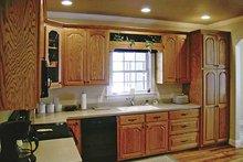 Country Interior - Kitchen Plan #314-281