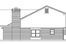 Exterior - Other Elevation Plan #472-71