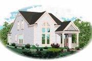 Southern Style House Plan - 4 Beds 2.5 Baths 1799 Sq/Ft Plan #81-136