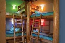 House Plan Design - Country Interior - Bedroom Plan #928-99