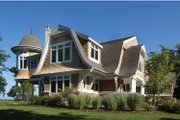 Craftsman Style House Plan - 3 Beds 3 Baths 5162 Sq/Ft Plan #928-232 Exterior - Other Elevation