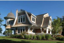 Craftsman Exterior - Other Elevation Plan #928-232
