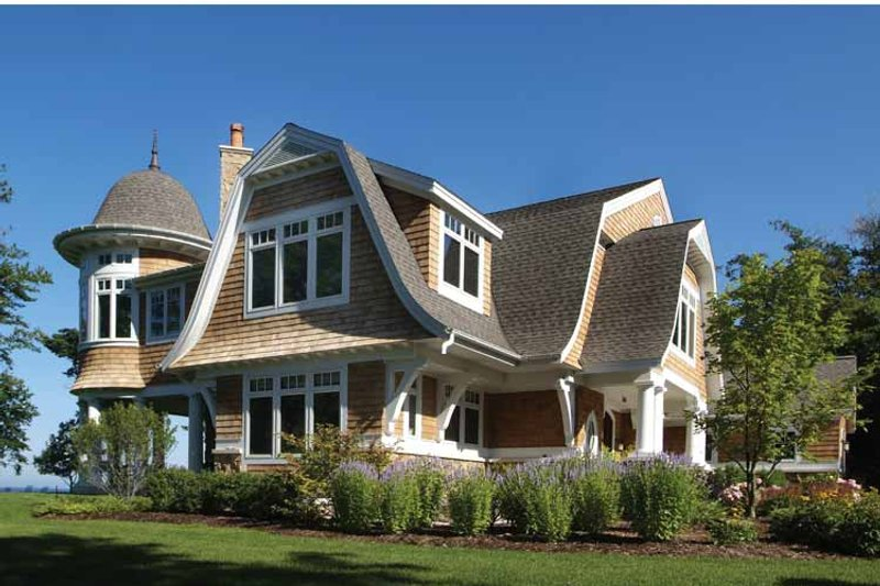Craftsman Exterior - Other Elevation Plan #928-232 - Houseplans.com