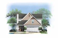 Craftsman Exterior - Rear Elevation Plan #929-837
