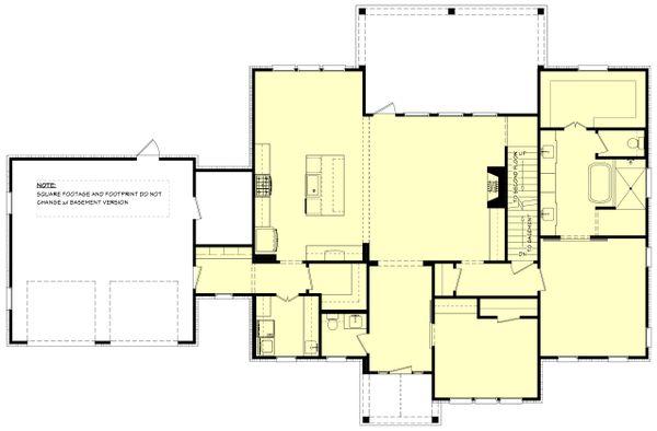 House Plan Design - Farmhouse Floor Plan - Other Floor Plan #430-248