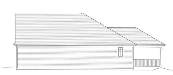 Traditional Floor Plan - Other Floor Plan Plan #46-839