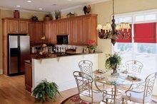 Craftsman Interior - Kitchen Plan #927-917