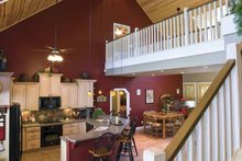 Home Plan - Country Interior - Entry Plan #17-3266