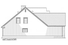 Craftsman Exterior - Other Elevation Plan #17-2131