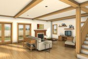 Traditional Style House Plan - 3 Beds 2.5 Baths 2935 Sq/Ft Plan #497-20 Interior - Other