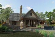 Craftsman Style House Plan - 3 Beds 3 Baths 2397 Sq/Ft Plan #120-193