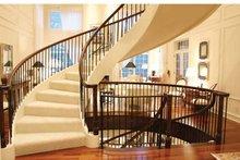 Architectural House Design - European Interior - Entry Plan #928-65