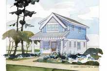 Craftsman Exterior - Front Elevation Plan #928-174