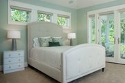 Craftsman Style House Plan - 4 Beds 5.5 Baths 5269 Sq/Ft Plan #928-259 Interior - Bedroom