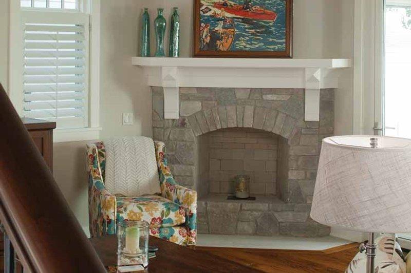 Country Interior - Family Room Plan #928-216 - Houseplans.com