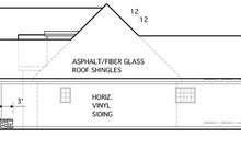 Home Plan - Country Exterior - Other Elevation Plan #1053-57