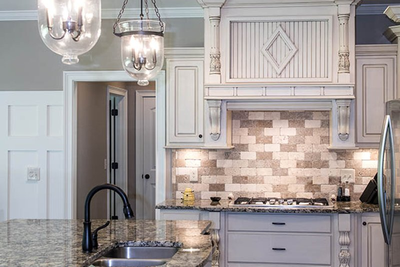 Country Interior - Kitchen Plan #929-969 - Houseplans.com