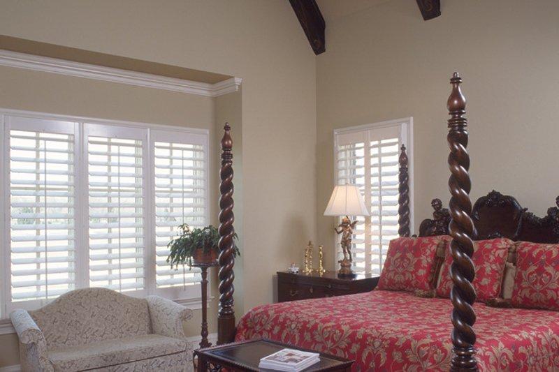 European Interior - Master Bedroom Plan #453-176 - Houseplans.com