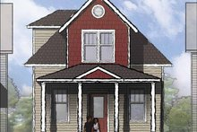 Craftsman Exterior - Front Elevation Plan #936-12