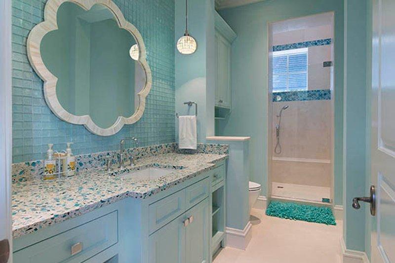 Country Interior - Bathroom Plan #1017-157 - Houseplans.com