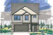 Traditional Exterior - Front Elevation Plan #509-253