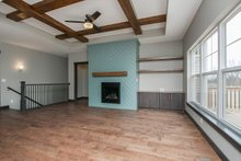 Dream House Plan - Fireplace 2