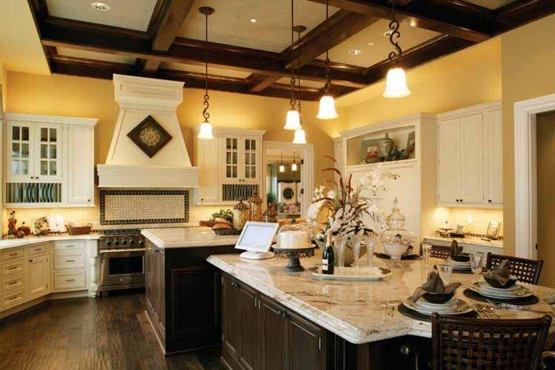 Prairie Interior - Kitchen Plan #132-354 - Houseplans.com