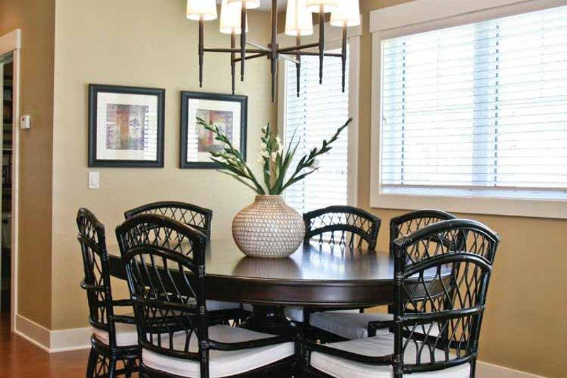 Craftsman Interior - Dining Room Plan #928-193 - Houseplans.com