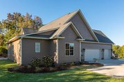 Craftsman Style House Plan - 4 Beds 3 Baths 2863 Sq/Ft Plan #929-7 Exterior - Other Elevation