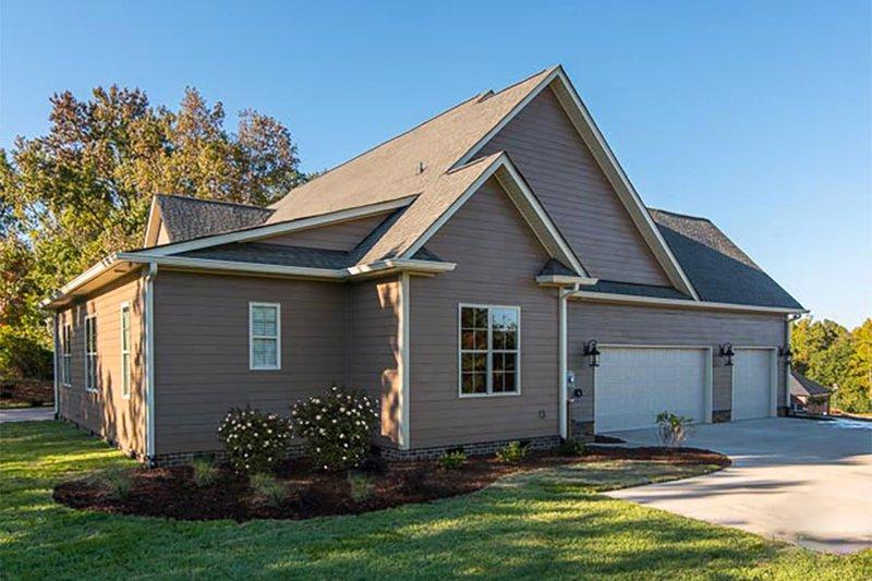 Craftsman Exterior - Other Elevation Plan #929-7 - Houseplans.com