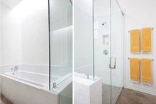 Ranch Interior - Master Bathroom Plan #888-2