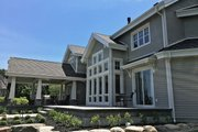 Traditional Style House Plan - 5 Beds 3 Baths 3753 Sq/Ft Plan #23-2311 Exterior - Rear Elevation