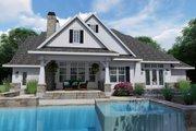Farmhouse Style House Plan - 3 Beds 2.5 Baths 2504 Sq/Ft Plan #120-255 Exterior - Rear Elevation