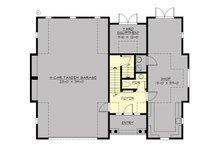 Traditional Floor Plan - Main Floor Plan Plan #132-191