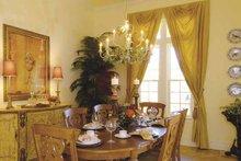 Ranch Interior - Dining Room Plan #930-232