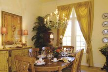 Architectural House Design - Ranch Interior - Dining Room Plan #930-232