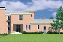 Home Plan - Mediterranean Exterior - Other Elevation Plan #72-1118