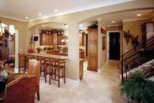 Architectural House Design - Country Interior - Kitchen Plan #952-182