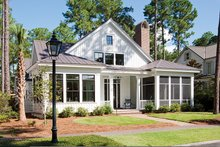 House Plan Design - Country Exterior - Front Elevation Plan #928-251