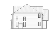 Country Exterior - Other Elevation Plan #1001-106