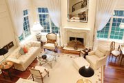 European Style House Plan - 4 Beds 5.5 Baths 5157 Sq/Ft Plan #928-65 Interior - Family Room