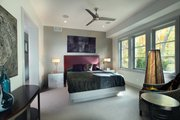 Contemporary Style House Plan - 4 Beds 4.5 Baths 6717 Sq/Ft Plan #928-261 Interior - Master Bedroom