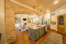 Architectural House Design - Prairie Interior - Kitchen Plan #930-463