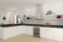 House Blueprint - Cottage Interior - Kitchen Plan #497-13