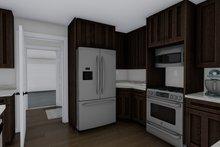 Dream House Plan - Traditional Interior - Kitchen Plan #1060-62